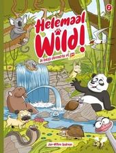 Helemaal wild! : de leukste dierenstrips uit Quest Junior. Deel 2
