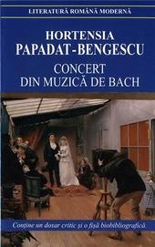 Concert din muzicǎ de Bach