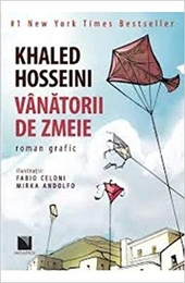 Vânǎtorii de zmeie : roman grafic