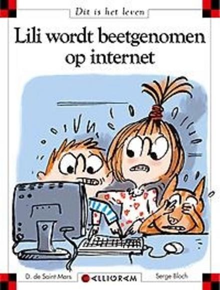 Lili wordt beetgenomen op internet
