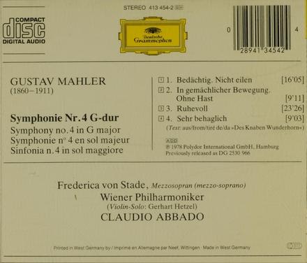 Symphonie no.4