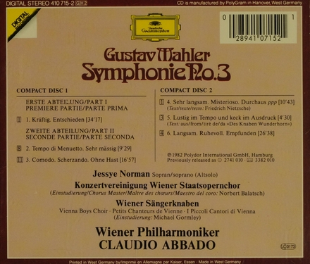 Symphonie no. 3