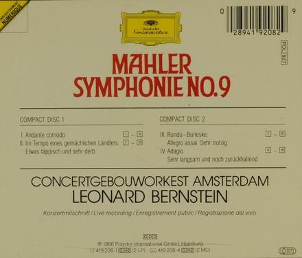 Symphonie no.9