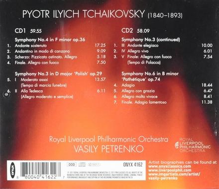 Symphonies. Vol. 2