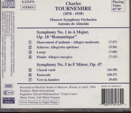Symphonies