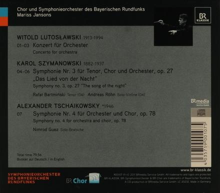 Konzert für Orchester