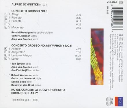 Concerto grosso no. 3