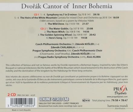 Dvořák last Czech legacy