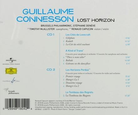 Lost horizon