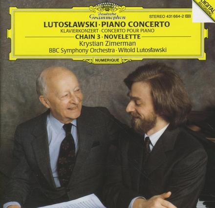 Konzert für Klavier und Orchester