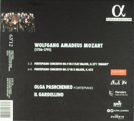 Piano concertos 9 & 17