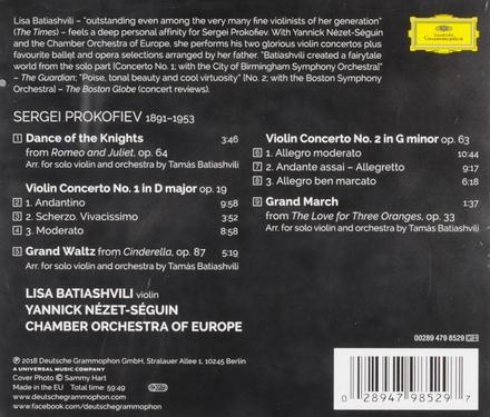 Visions of Prokofiev