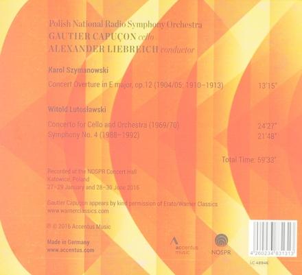 Overture op.12 (1904/05, 1910-1913)