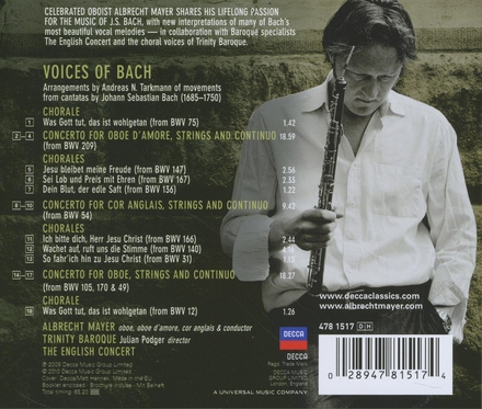 Voices of Bach