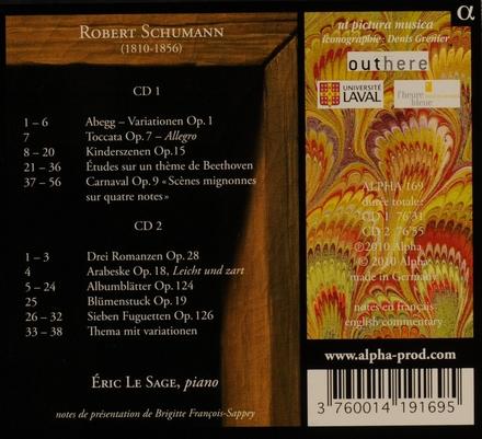 Klavierwerke & Kammermusik. Vol. 11