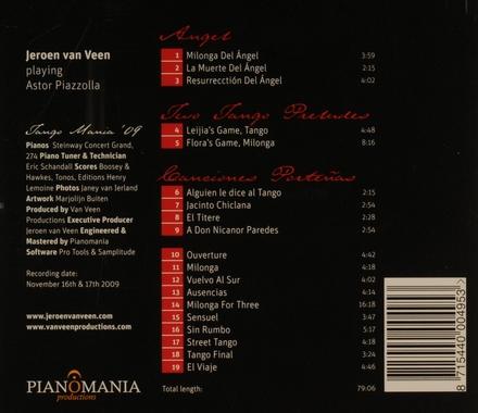 Tango mania '09