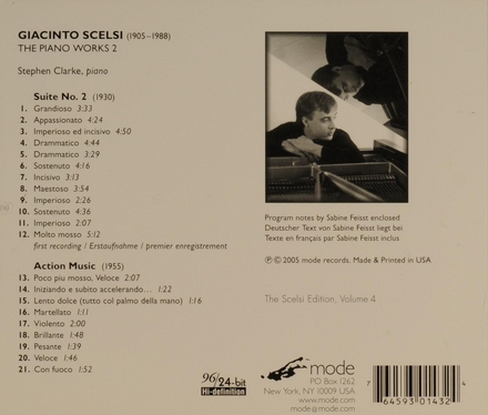 The piano works 2. vol.2