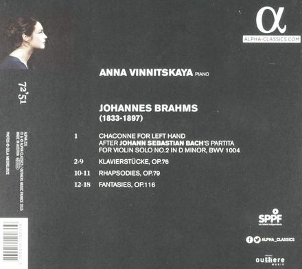 Bach-Brahms