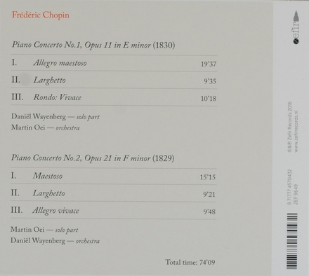 Chopin à deux