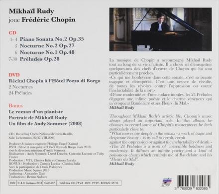 Sonate, préludes, nocturnes