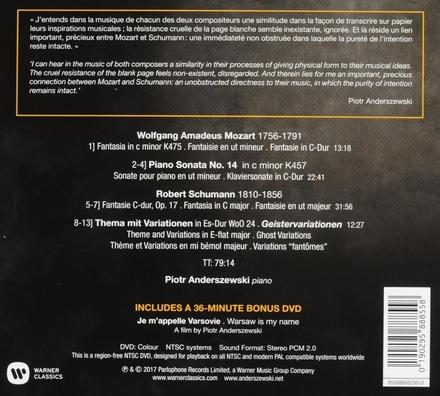 Fantaisies : Mozart, Schumann