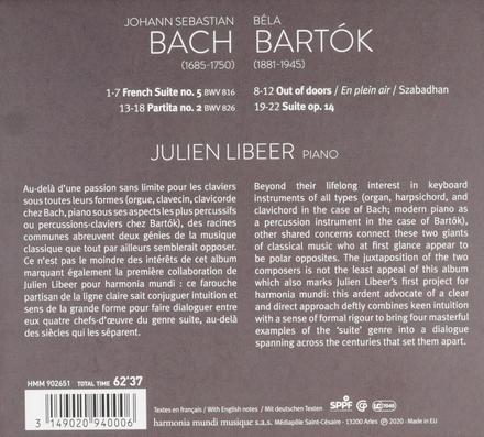 Bach Bartók