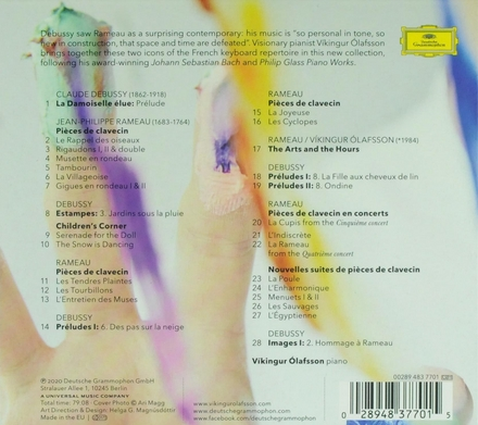 Debussy • Rameau
