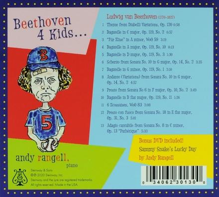 Beethoven 4 kids