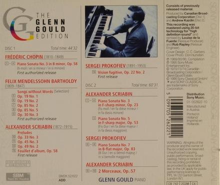 Piano sonata no.3 in b minor op.58