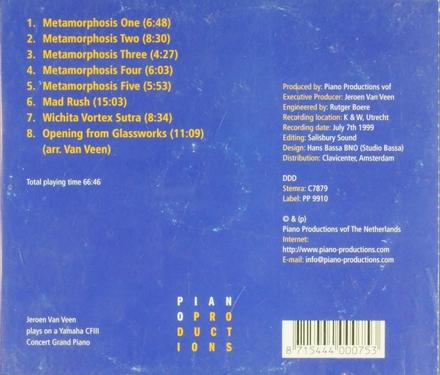 Minimal piano works volume 1. vol.1