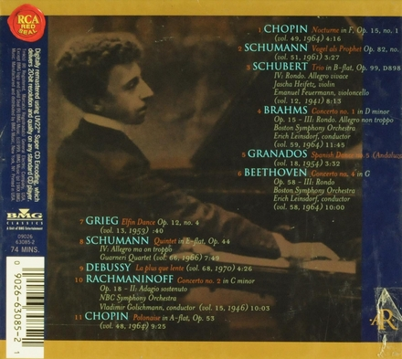 The Rubinstein collection : Highlights
