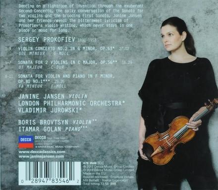 Violin concerto, op.63 no.2