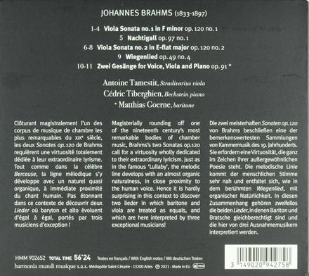 Sonatas op.120