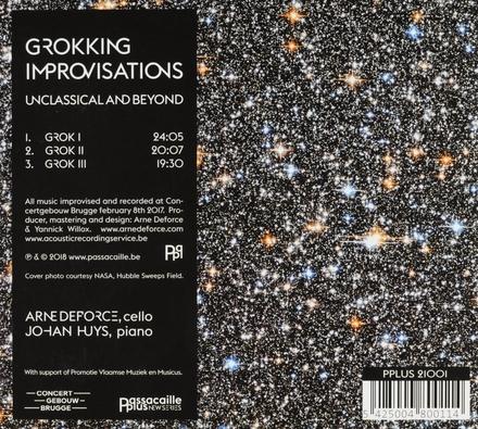 Grokking improvisations