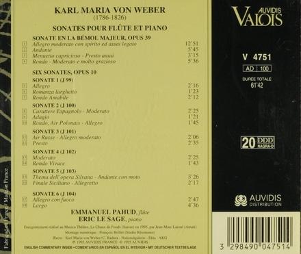 Sonate en la bémol majeur, opus 39