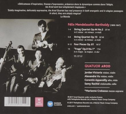 Quartets op. 13, 44 no.2