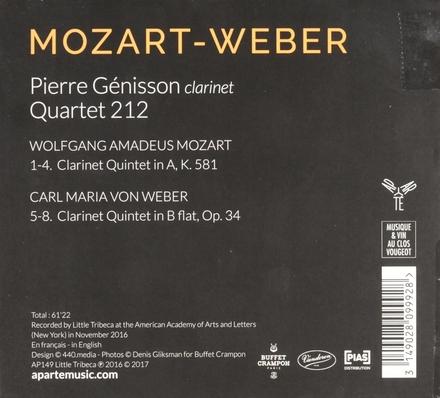 Mozart - Weber