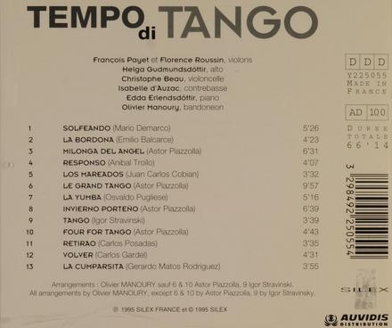 Tempo di tango