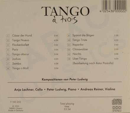Tango à trois