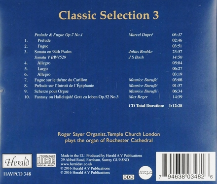 Classic selection 3. vol.3