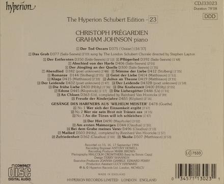 Complete songs. vol.23