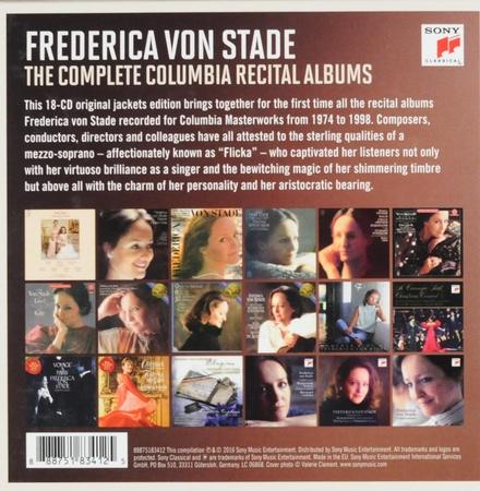 The complete Columbia recital albums