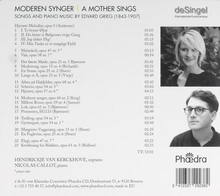 Moderen synger : A mother sings