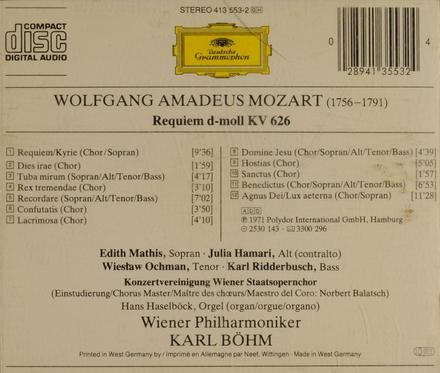 Requiem KV.626