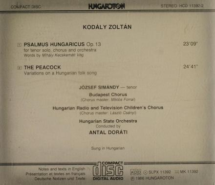 Psalmus Hungaricus
