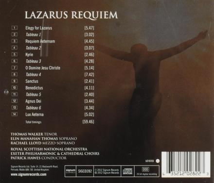Lazarus requiem