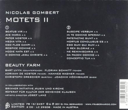 Motets. II
