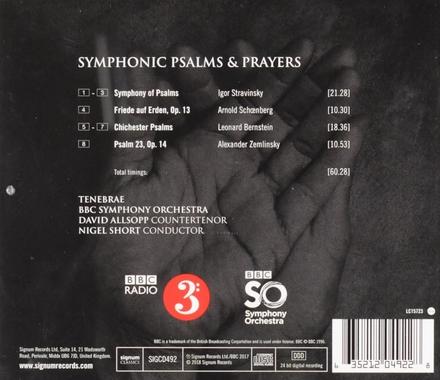 Symphonic psalms & prayers