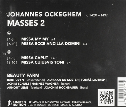 Masses 2. vol.2
