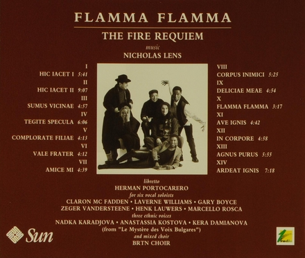 Flamma flamma